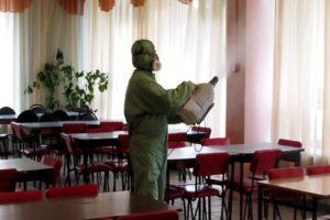 ДЕЗИНФЕКЦИЯ ТОЧЕК ОБЩЕПИТА В Смоленске