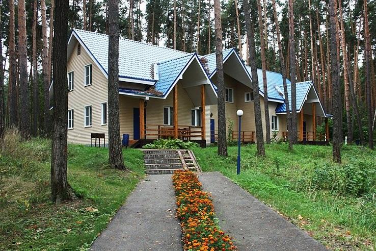 Пансионаты и дома отдыха в Смоленске